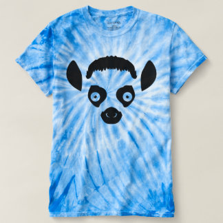 Lemur Face Silhouette T-Shirt