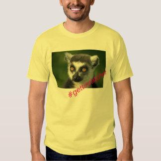 Lemur Hashtag Ratchet T-Shirt