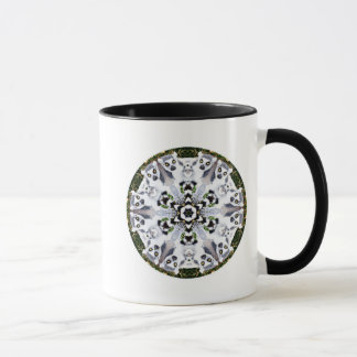 Lemur Kaleidoscope Mug