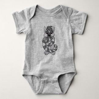 Lemur Love! Baby Bodysuit