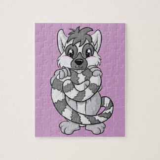 Lemur Love! Jigsaw Puzzle