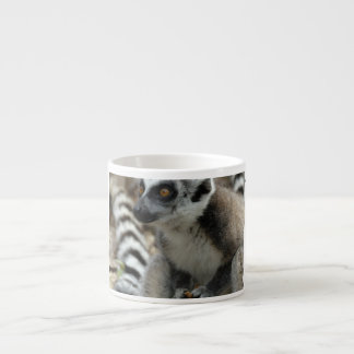 Lemur Monkey Specialty Mug Espresso Mug