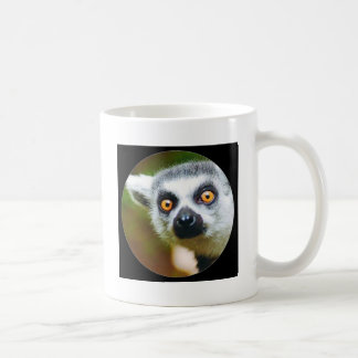 """Lemur"" Coffee Mugs"
