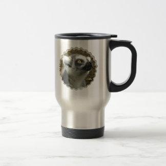 Lemur Photo Stainless travel mug