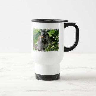 Lemur Plastic Travel Mug