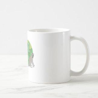 Lemur Power Coffee Mug