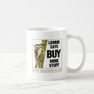 Lemur Says Buy This Mug