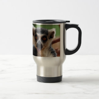Lemur Travel Mug