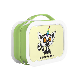 LemurCorn Lemur Lunch Box