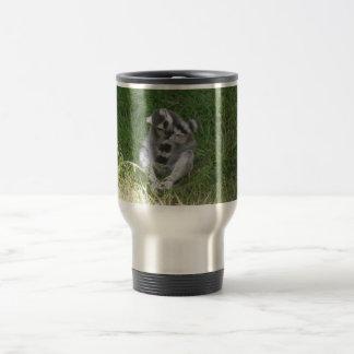 Lemurs 004 Travel Mug