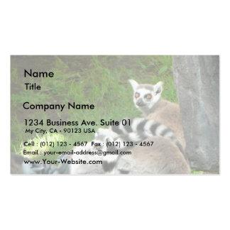 Lemurs Business Cards