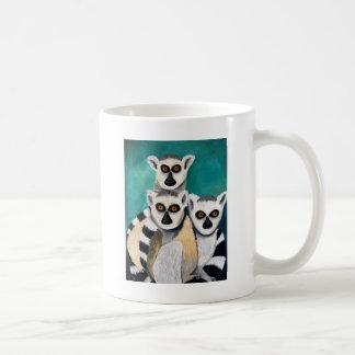 Lemurs Coffee Mugs