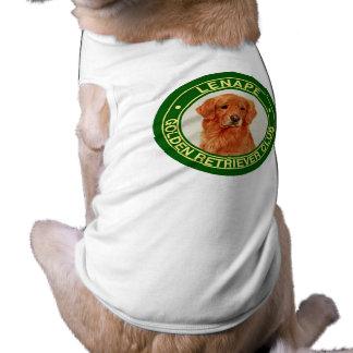 Lenape Golden Retriever Club Dog Shirt