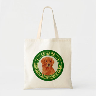 Lenape Golden Retriever Club Tote Bag