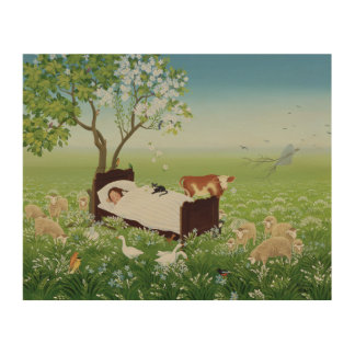 Lena's Dream Wood Canvases