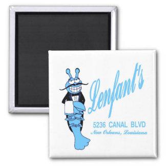 Lenfants Restaurant New Orleans Magnet
