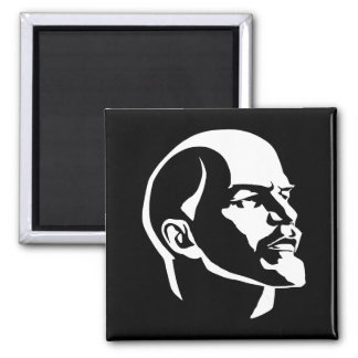 Lenin Head Magnet