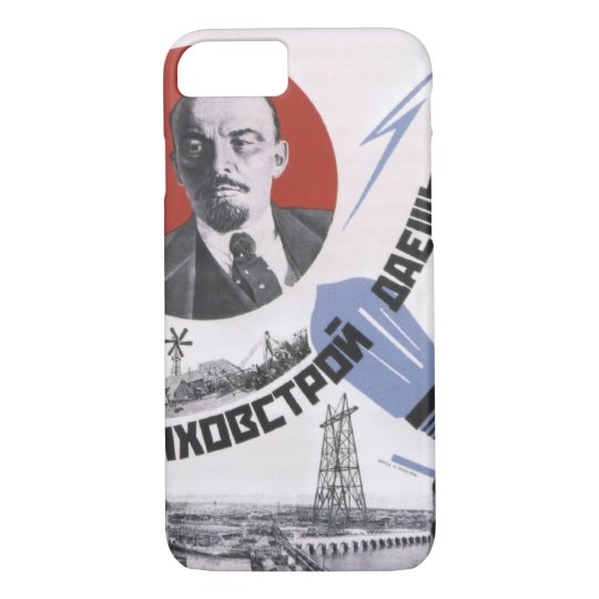 Lenin iPhone 7 Case