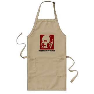 Lenin Long Apron