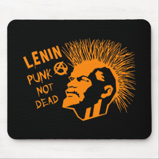 Lenin Punk Not Dead C Mouse Mat