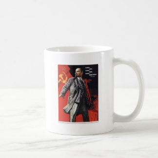 Lenin - Russian Communist Coffee Mug