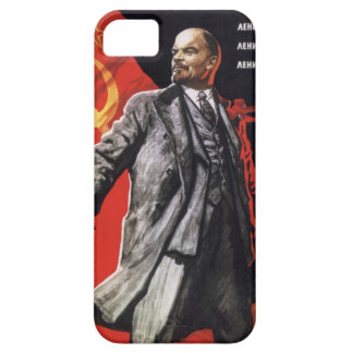 Lenin - Russian Communist iPhone 5 Cover