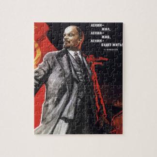 Lenin - Russian Communist Jigsaw Puzzle
