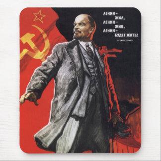 Lenin - Russian Communist Mouse Mat