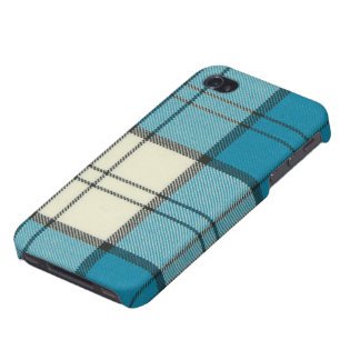 Lennox Dress Turquoise Tartan iPhone 4/4S SPECK® C iPhone 4 Case