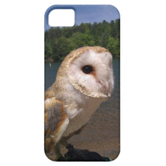 Lenny The Barn Owl Phone Case Case For The iPhone 5