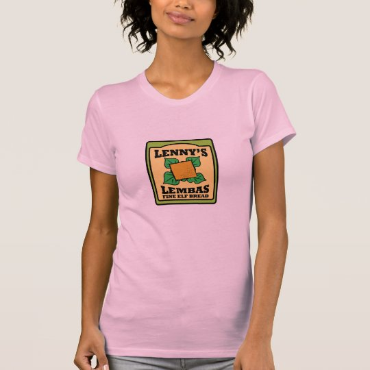 Lenny's Lembas Elf Bread T-Shirt