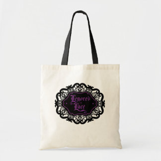 Lenore's Lace Totebag