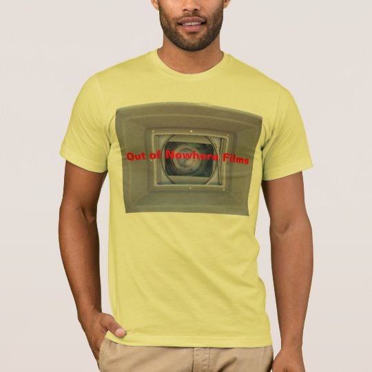 lens, Out of Nowhere Films T-Shirt