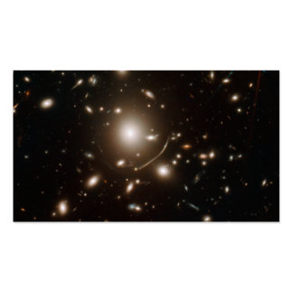 Lensing Galaxy Cluster Abell 383 Business Cards