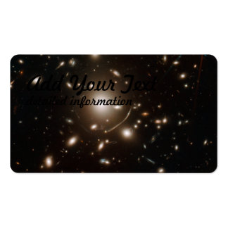 Lensing Galaxy Cluster Abell 383 Pack Of Standard Business Cards