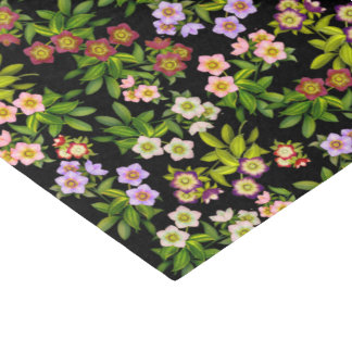 Lenten Rose Hellebore Floral Tissue Paper