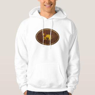 Leo 2008 hoodie