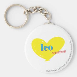 Leo 3 key ring