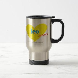 Leo 3 travel mug