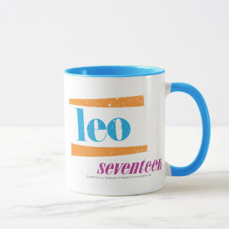 Leo Aqua Mug