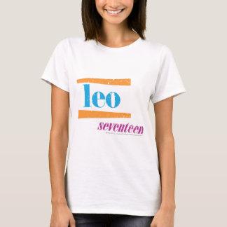 Leo Aqua T-Shirt