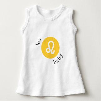 Leo Baby Symbol Dress