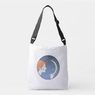 Leo by moonlight crossbody bag