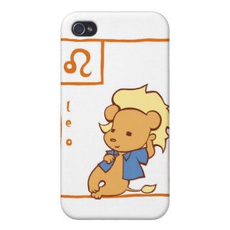 Leo Case For iPhone 4
