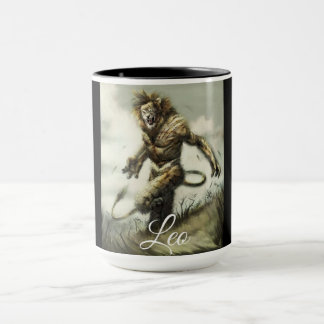 Leo coffee mug.. mug