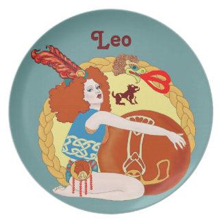 Leo Dinner Plate