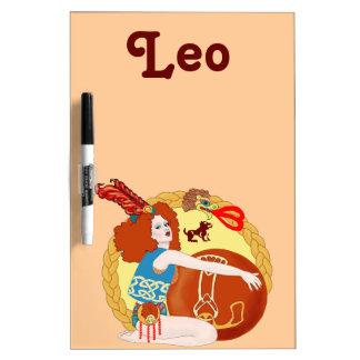 Leo Dry Erase Whiteboard
