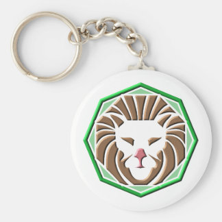 Leo (frame) key ring