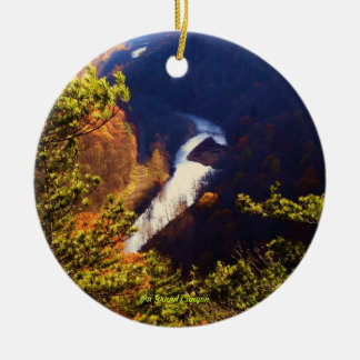 Leo Harrison St Pk~Pa Grand Canyon Christmas Ornament