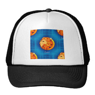 leo horoscope trucker hat